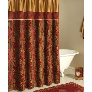 Austin Horn Classics Montecito Luxury Shower Curtain