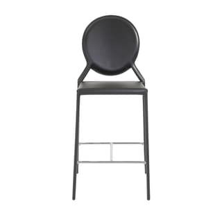 Saddle Seat 24 Inch Counter Stools Set Of 2 10339883