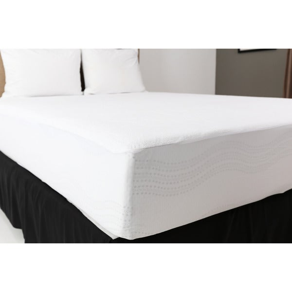 Somette Liquid-Block Hypoallergenic Mattress Protector