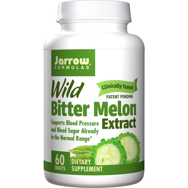 Jarrow Formulas Wild Bitter Melon Extract (60 Tablets)