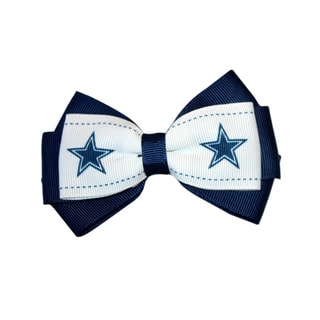 Dallas Cowboys NFL Officially Licensed Hair Bow Clip