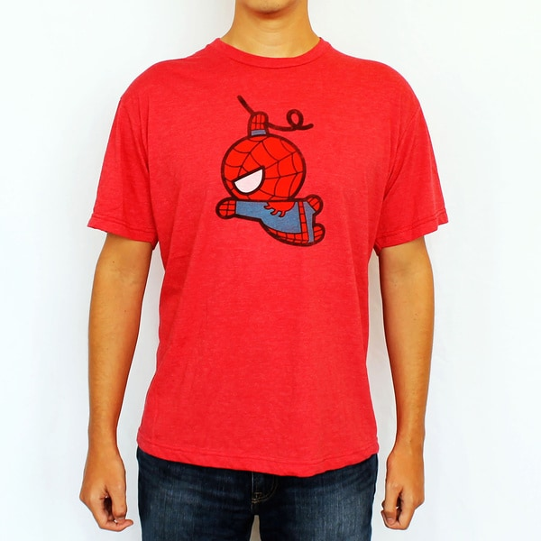 Men's Chibi Spider-man T-shirt