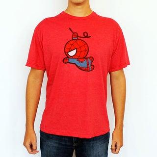 Men's Chibi Spider-man T-shirt