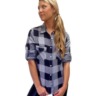 Relished Women's 'Southern Belle' Button-Up Shirt