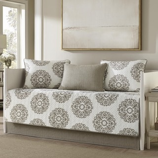 Stone Cottage Medallion Reversible 5-piece Daybed Cover Set