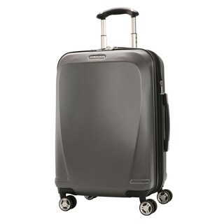 Ricardo Beverly Hills Mar Vista Graphite 21-inch Carry On Hardside Spinner Suitcase