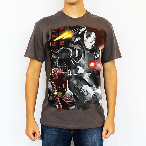 Marvel Men's War Machine T-Shirt