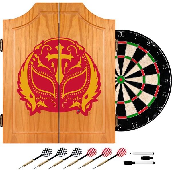 WWE Rey Mysterio Dart Cabinet Set