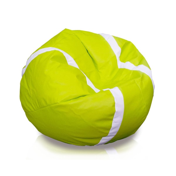 Tennis Ball Style Large Bean Bag Chair