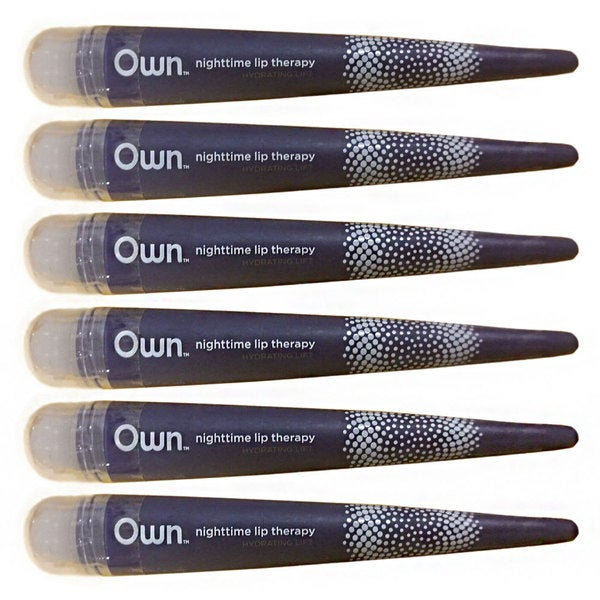 Own Nighttime Lip Therapy (Pack of 6)