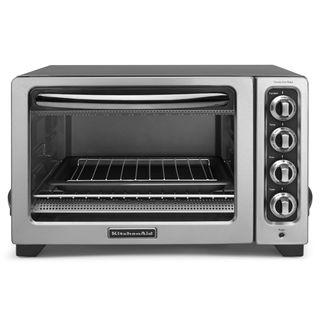KitchenAid RKCO234CU Contour Silver Countertop Oven (Refurbished)