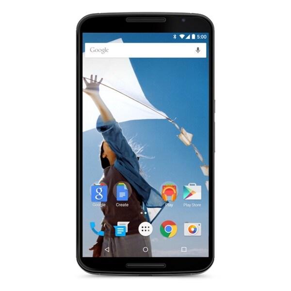 Motorola Nexus 6 XT1103 64GB Unlocked GSM 4G LTE Android v5.0 Cell Phone