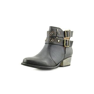Betsey Johnson Women's 'Willow' Leather Booties