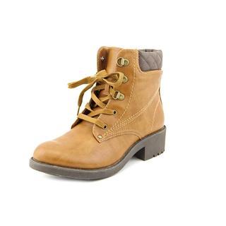 White Mountain Women's 'Racket' Faux Leather Boots