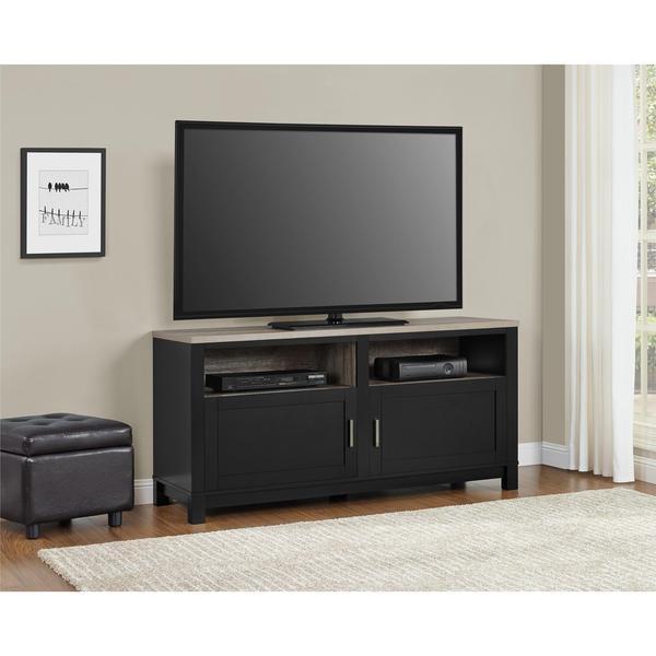 Altra Carver Black 60-inch TV Stand
