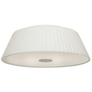 Access Lighting Leilah 2-light Flush Mount