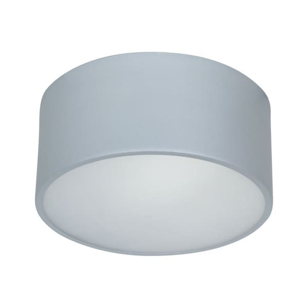 Access Lighting TomTom 1-light Satin Flush Mount
