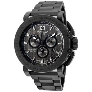 Zodiac ZMX-02 Mens Black ZO8540 Watch