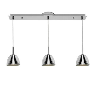 Access Lighting Metalico 3-light Bar Pendant