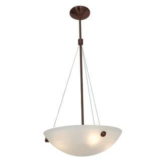 Access Lighting Noya 4-light Bronze Pendant