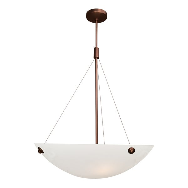 Access Lighting Noya 24 inch 4-light Bronze Pendant 16465580