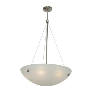Access Lighting Noya 18 inch 4-light Steel Pendant