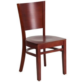 Lacey Series Solid Back Chair