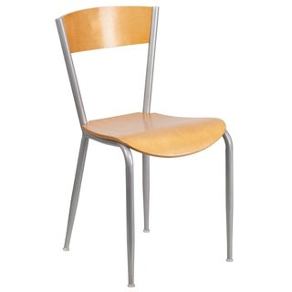 Invincible Series Metal Restaurant Chair