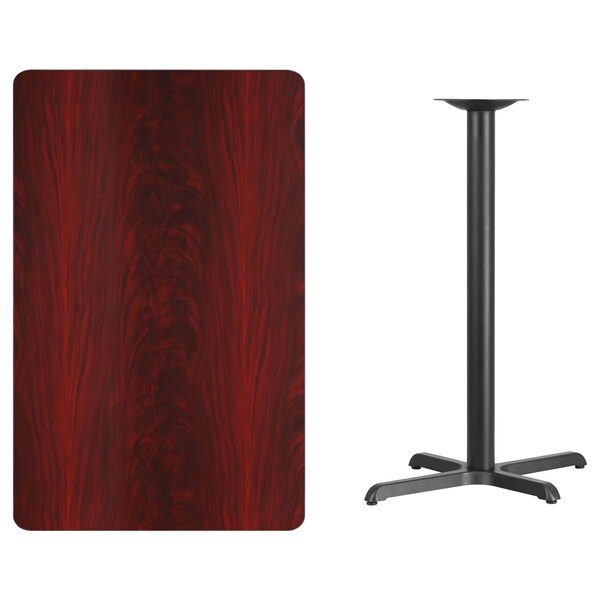 Rectangular Laminate Table Top/Base