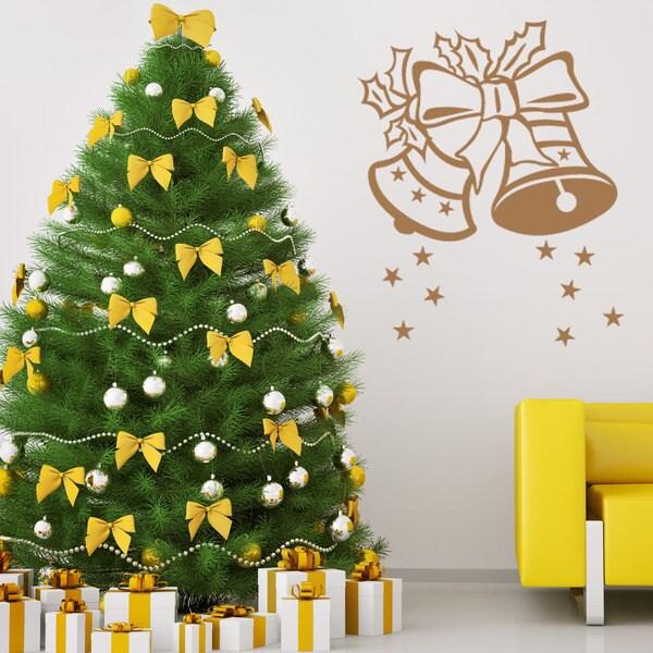 Christmas Bells Christmas Wall Decal