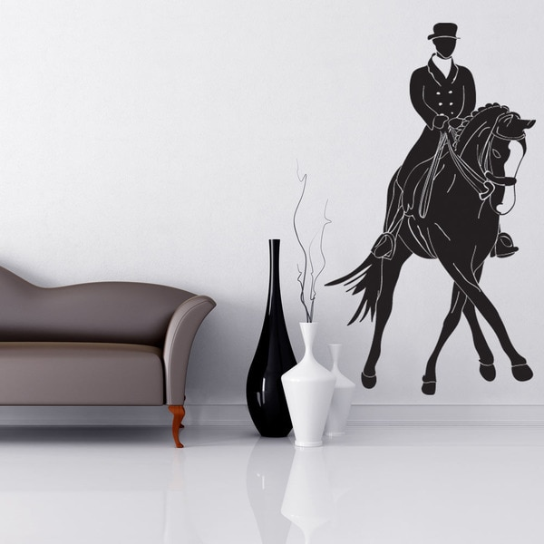 Riding Discipline Sport Wall Decal
