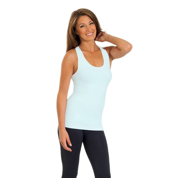 Deluxe Comfort Seamless Scoop Basic Tank