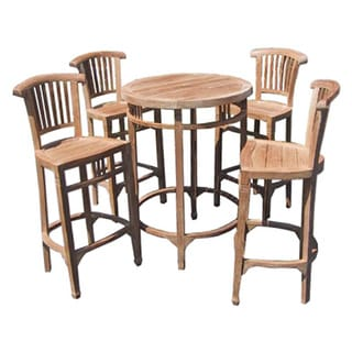 D-Art Teak Java Bar Set (Indonesia)