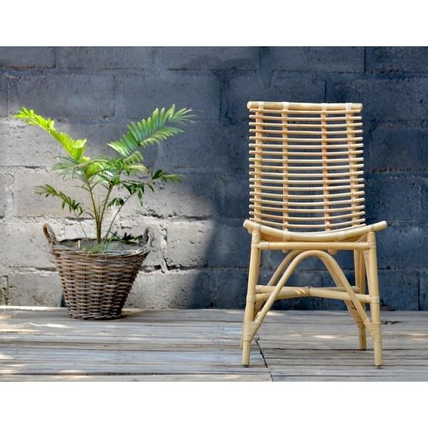 Fletcher Rattan Dining Chair