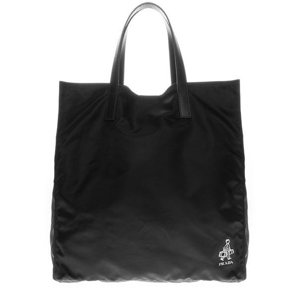 Prada Men's Porter Nylon Tote Bag