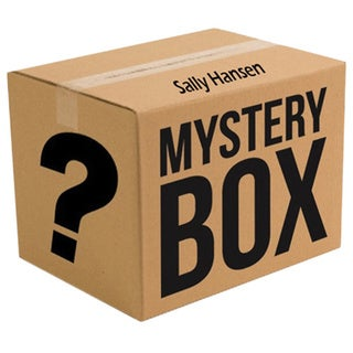 Sally Hansen Nails 10-piece Mystery Box