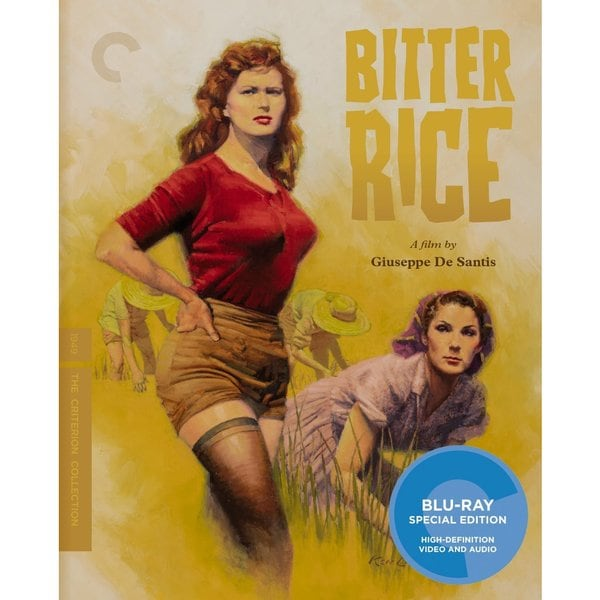 Bitter Rice (Blu-ray Disc) 16470992