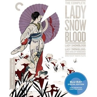 The Complete Lady Snowblood (Blu-ray Disc)