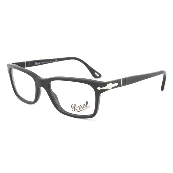 Eyeglass Frame Size 50 : Persol PO3030V 95 Eyeglasses Frame in Color Black Size 50 ...
