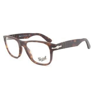 Persol PO3051V 9001 Eyeglasses Frame in Color Havana Antique Size 54