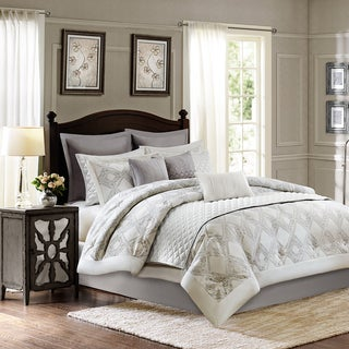 Bombay Camden 12- piece King Comforter Set including Coverlet