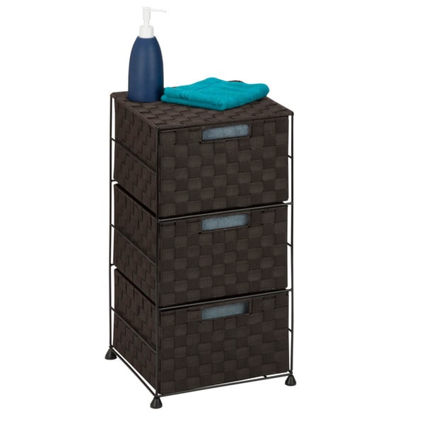3-Drawer Wheeled Cart