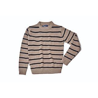 Striped Sweater 1044-SND