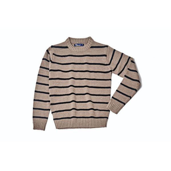 Striped Sweater 1044-SND