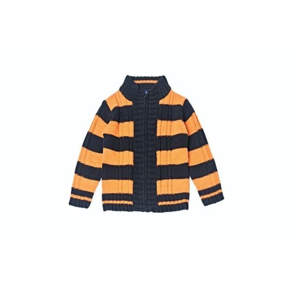 Kids Striped Sweater 24108-BLKORG