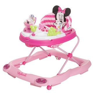 Disney 3D Glitter Walker in Minnie - Multicolor