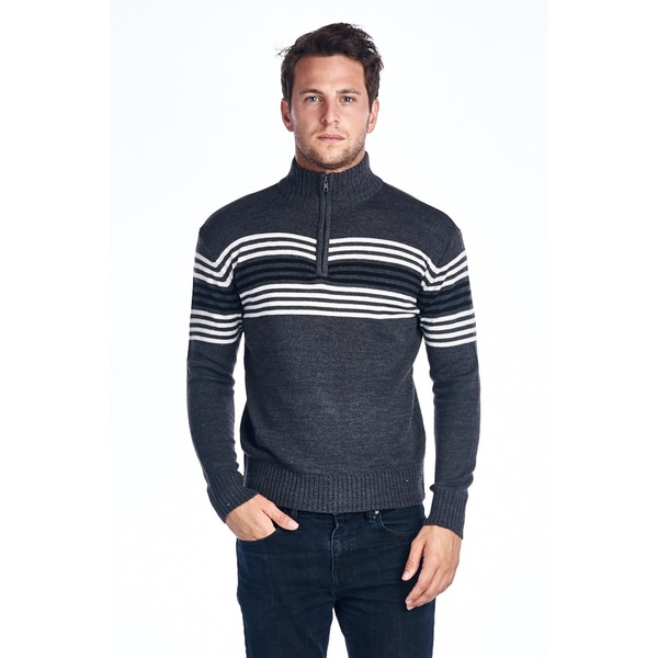 Mens Sweaters 20353-DGRY