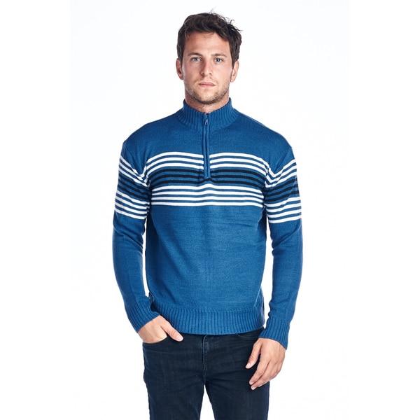 Men's Sweaters 20353-TEA