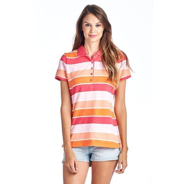 Women's Polo Collar Shirts FG4001-PKOG