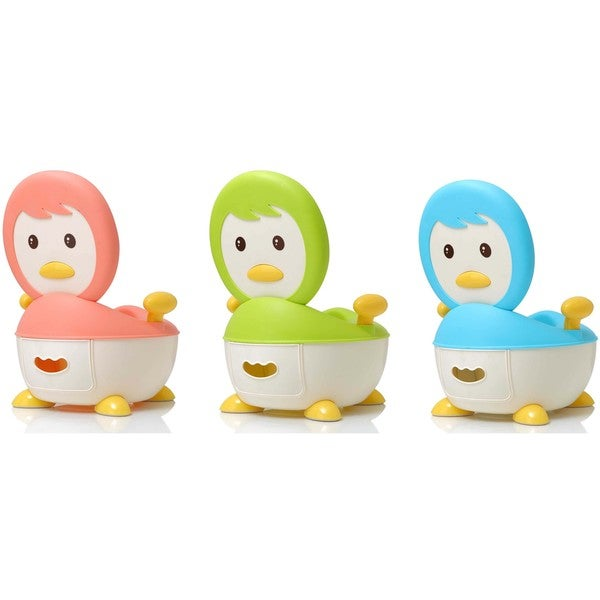 Totlings Roly Poly Penguin Baby Potty